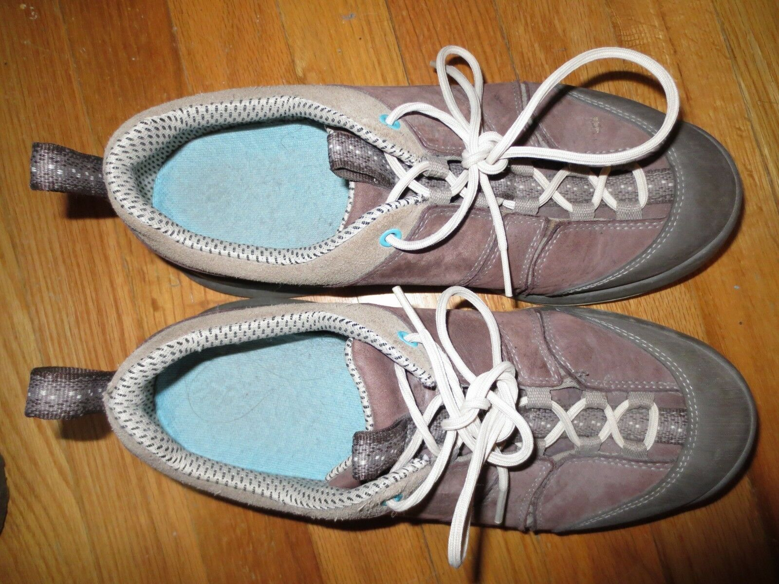 WOMEN's Chaco Torian Mudslide Brown Athletic Shoes Size 9.5 Very Good Condition
