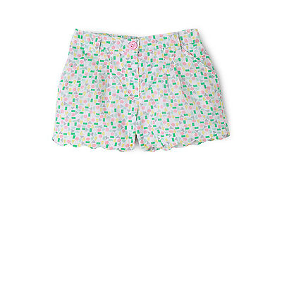 NEW Sprout Scalloped Hem Short Assorted