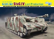 DML DRAGON WWII Sd.Kfz.167 StuG.IV Last Production Smart Kit Model kit 1/35