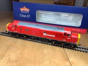 Bachmann Rail Express 32-381P DB Schenker Class 37 Diesel Loco 37670 St.Blazey