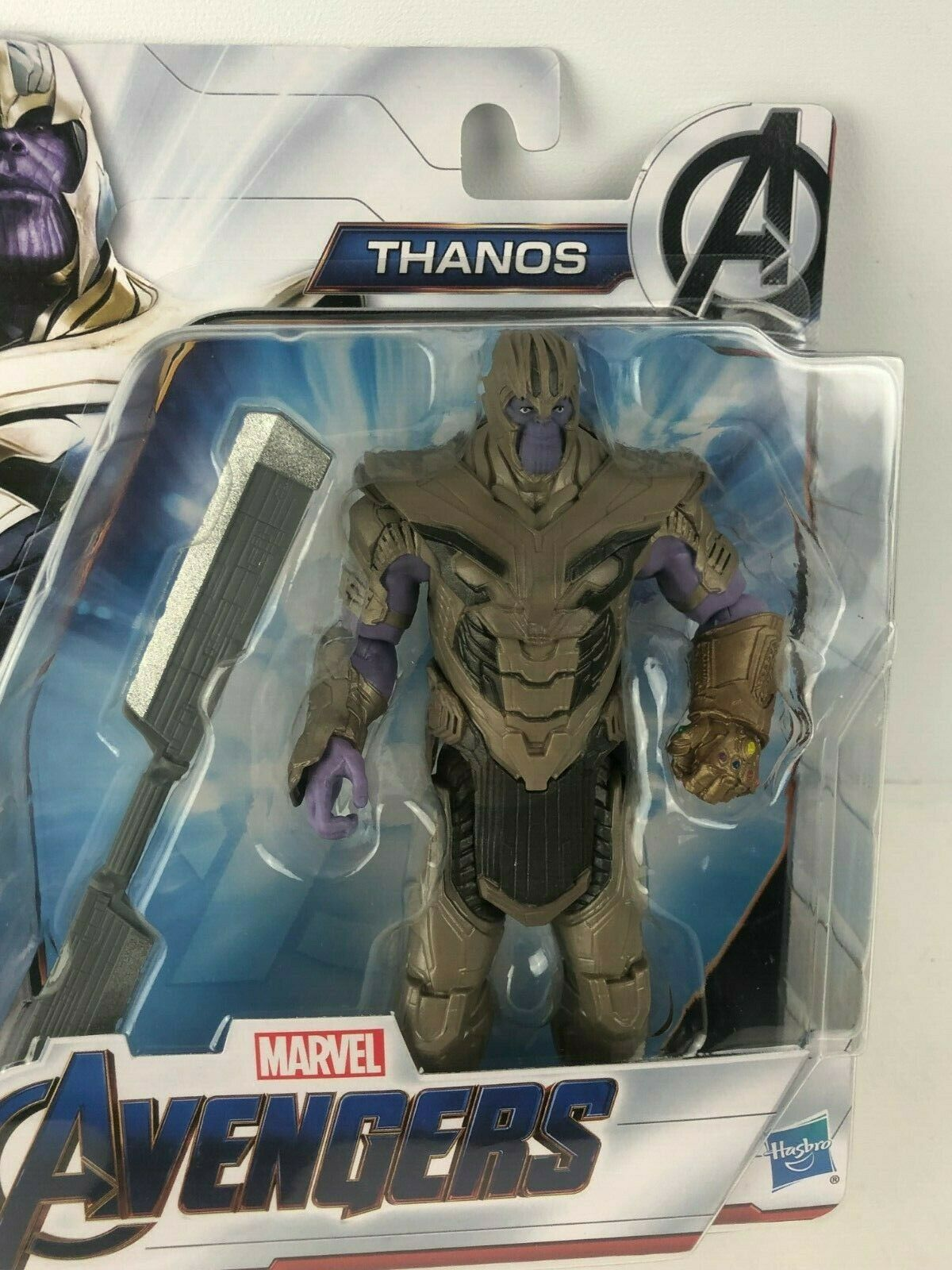 NEW NEW NEW Hasbro Marvel Avengers 4 Endgame 6  inch THANOS Action Figure USA SHIPPING b1145e
