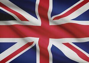 A1-British-Union-Jack-Flag-Wall-Poster-Art-Print-60-x-90cm-180gsm-Gift-15601