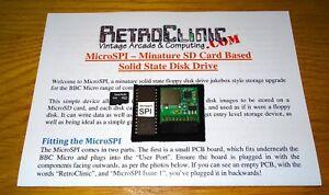 ACORN-BBC-MODEL-B-amp-MASTER-128-MICRO-SPI-MMC-TYPE-FLOPPY-JUKEBOX-amp-2GB-SD-CARD