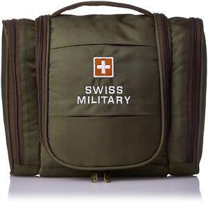 Swiss-Military-Green-Toiletry-Bag-TB-2