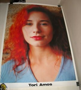 ROLLED-TORI-AMOS-PINUP-POSTER-24-x-32-Printed-in-UK-PYRAMID-POSTERS-PR-3062