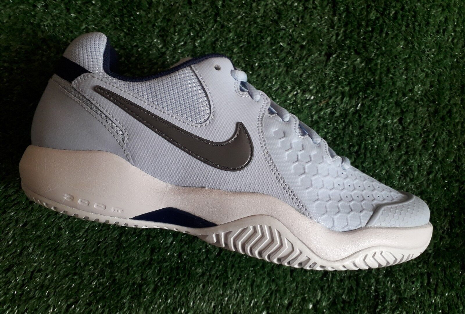 NIKE AIR ZOOM RESISTANCE WOMENS TENNIS SHOES TRAINERS SIZE SPORTS FITNESS