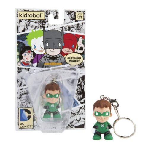 """DC Universe GREEN LANTERN 1.5/"""" Keychain by KIDROBOT DC Comics NEW"""
