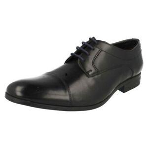 Banfield Cordones Gorra Clarks Hombre Elegantes Zapatos Con Cwq0HvUax