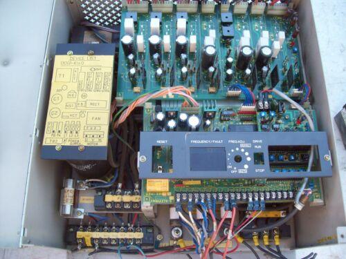 TOSHIBA VT130G1-4160BOH TRANSISTOR INVERTER ESP-130  15 HP 460 V VT130G1-416B0H