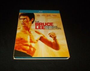 The-Bruce-Lee-Premiere-Collection-Blu-Ray-Region-a-Big-Boss-Fist-of-Fury-Game-of