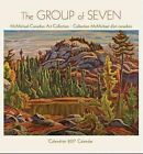 2017 The Group of Seven Wall Calendar by McMichael Canadian Art Collection