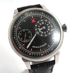 Regulateur-Airforce-Vintage-Soviet-Russian-USSR-Watch-Military-Regulateur