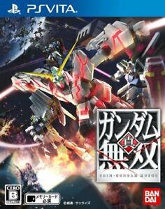 USED-PS-Vita-Shin-Gundam-Musou-PSV-42303-JAPAN-IMPORT