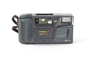 Point-amp-Shoot-Yashica-T3-Carl-Zeiss-T-Tessar-2-8-35mm-Kyocera-AF-No-928022
