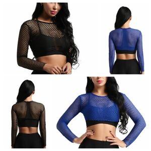 Womens Wild Style Crop Tops Sequins Strapless Bra Tank Vest Clubwear Shirt
