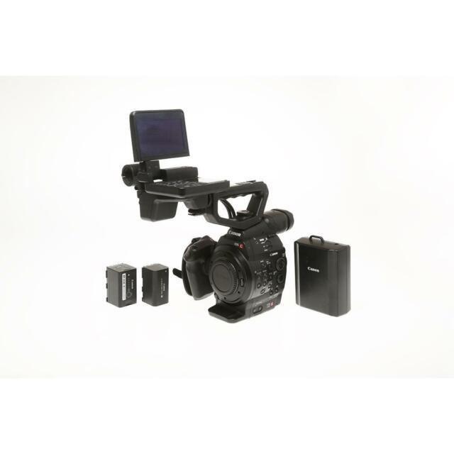 Canon EOS C300 Cinema EOS Camcorder Body - EF Lens Mount (2376Hours) SKU#1426606