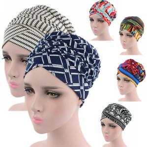 Cotton-Woman-Muslim-Stretch-Turban-Hat-Scarf-Cap-Turban-Bonnet-Cancer-Chemo-Caps