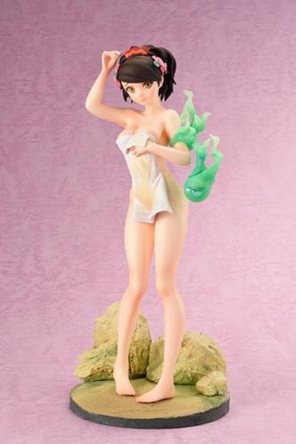Oboro Muramasa Momohime Yukemuri Onsen Zanmai Ver 1//7 PVC Figure Toy Gifts