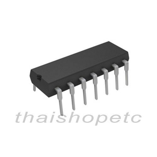5 pcs 74LS08 Quadruple 2 Input Positive AND Gate