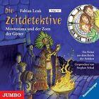 Die Zeitdetektive 12. Montezuma und der Zorn der Götter von Fabian Lenk (2008)