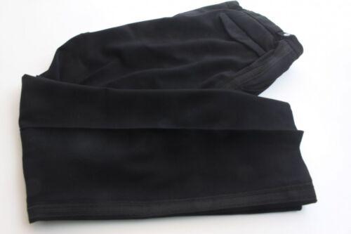 Suit Pants Men's Suit Trousers Black