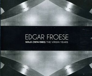 Edgar-Froese-Solo-1974-1983-Virgin-Years-New-CD-UK-Import