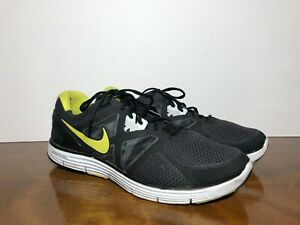 589981a7e7e8 Nike Lunarglide 3 Mens Size 13 Running Shoes Gray Blue 454164-030