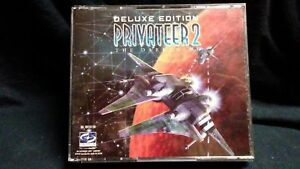 Near Mint Deluxe Edition Wing Commander Privateer 2 The Darkening Pc Game Ebay