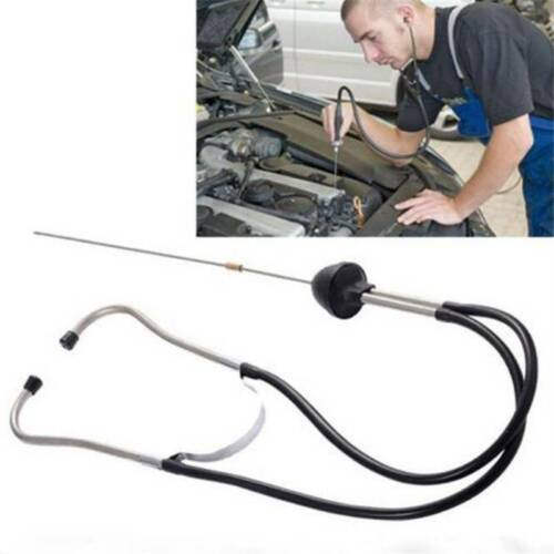 Automotive Mechanics Stethoscope Car Engine Diagnostic Probe Extension New