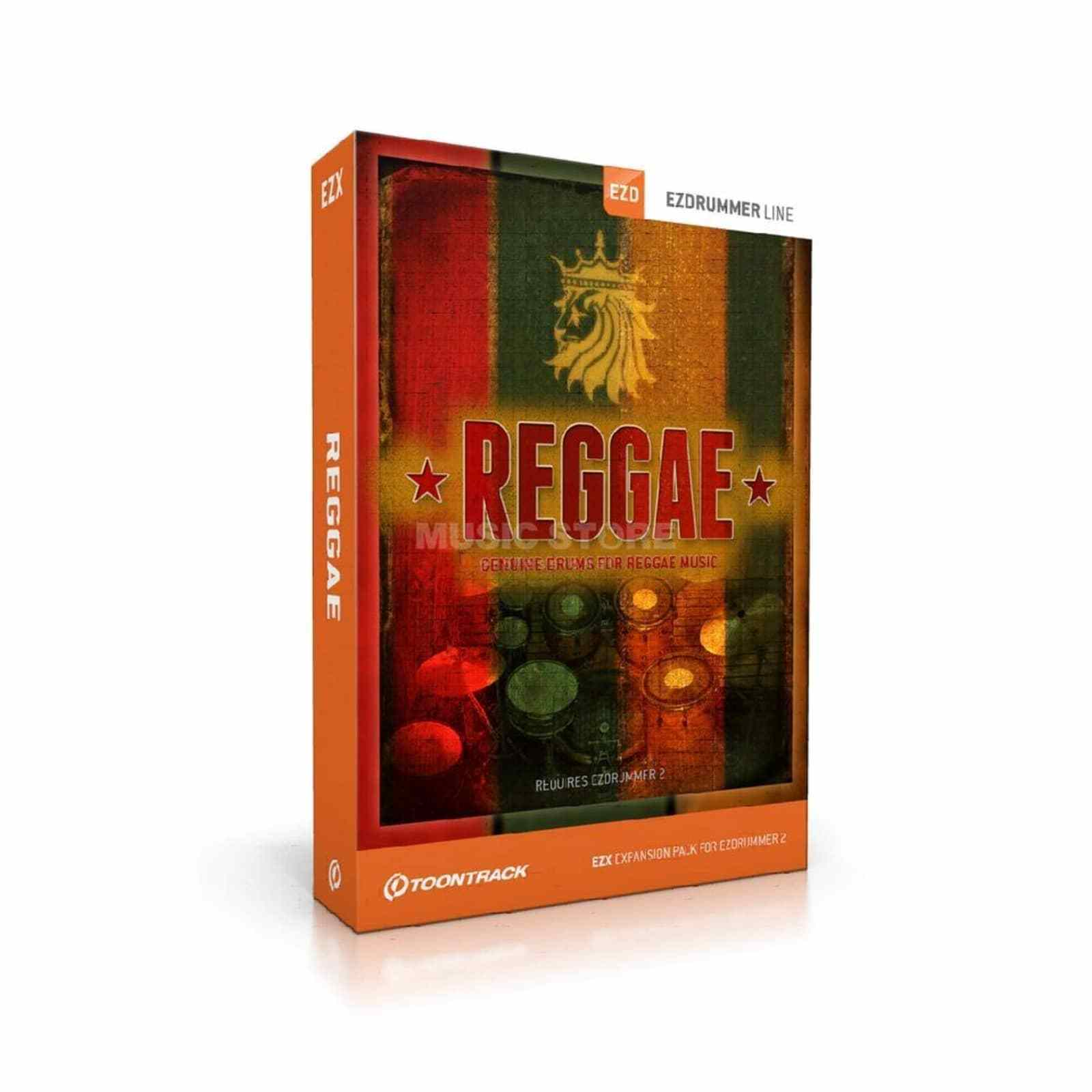 Toontrack EZX Reggae - EZdrummer 2 Expansion (Serial Download)