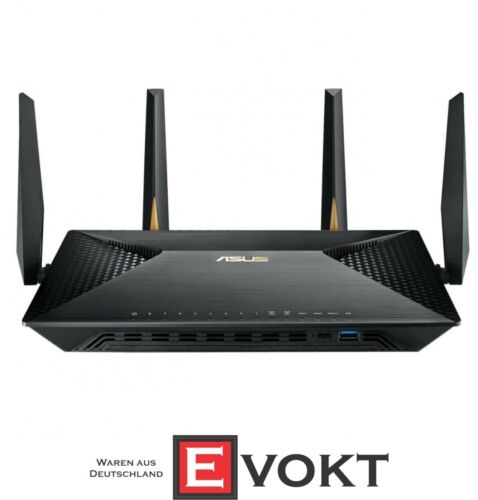ASUS BRT-AC828 High End Router Black Genuine New