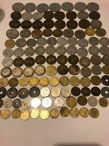 important-lot-100-pieces-francs-ancien-franc-bon-centimes-bon-rapport
