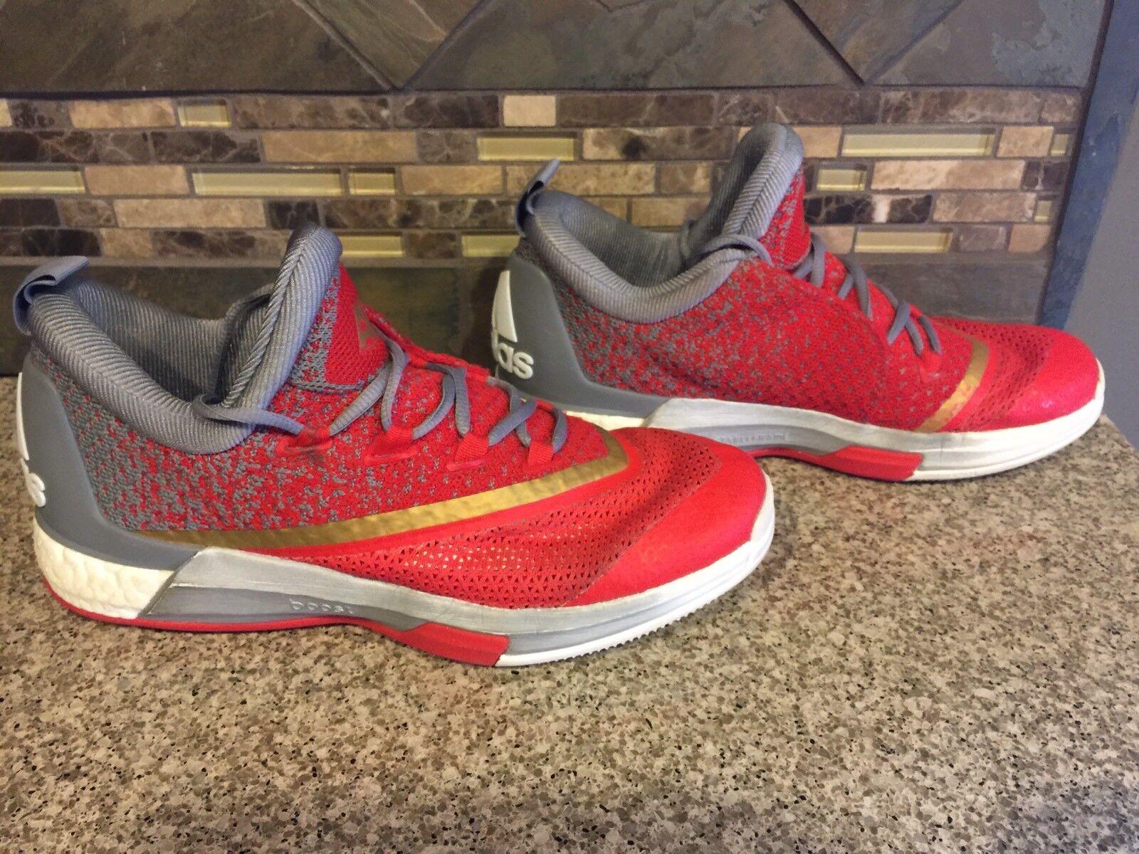 Gli uomini è adidas e scarpe da ginnastica rossa impulso sz   8 | Alta qualità ed economia  | Uomo/Donne Scarpa