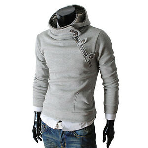 THELEES-Slim-Fit-Mens-Casual-Tshirts-Tee-Hoodies-Collection