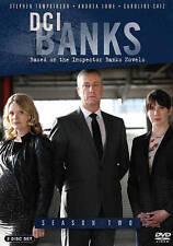 Dci Banks: Season Two DVD Inspector Banks Tomkpkinson Lowe Catz - New - Region 1
