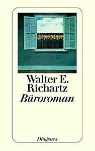 Bueroroman-von-Richartz-Walter-E-Buch-Zustand-gut