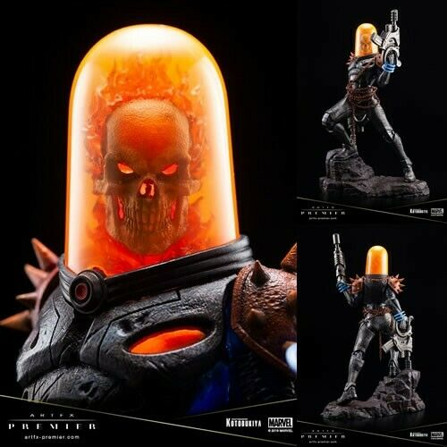 ArtFX Premier 1 10 Scale Statues-Marvel-Ghost  Rider édition limitée Kotobukiya  risparmia il 35% - 70% di sconto