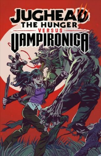 The Hunger Versus Vampironica Frank; Kennedy... Paperback by Tieri Jughead 1