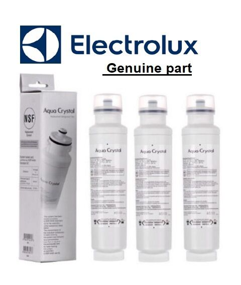 3X GENUINE  ELECTROLUX FRIDGE FILTER  FOR WHE7670SA   3019986720