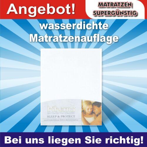 Inkontinenz-Auflagen für Matratzen 160x200cm 1A Qualität Nässeschutz