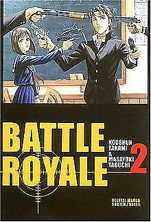 Battle Royale, tome 2 von Koushun Takami | Buch | Zustand gut