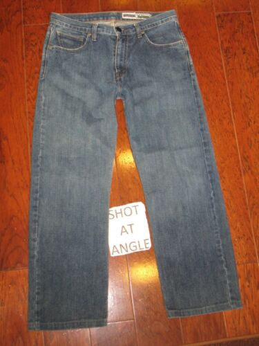 Volcom Droite 27 Stone Zip 32 Jeans X Jambe Noir Homme qAfUHqw