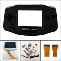 Nintendo Game Boy Advance Cable Backlight Backlit Adapter Ags 101 Mod Kit Black
