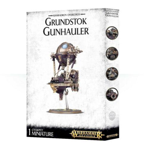 Kharadron Overlords Grundstok Gunhauler Games Workshop Brand New 99120205019
