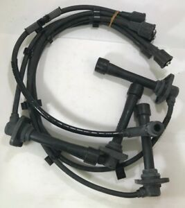 Spark Plug Wire Set Autolite 86041 Fits 93-97 Ford Probe 2.0L L4