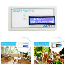 Compact Geiger Muller Counter Nuclear Radiation Detector Personal Dosimeter