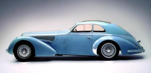 1 18 Minichamps Alfa Romeo 8c 2900b Lungo Construction Years 1938