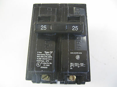 NEW Siemens Q225 Circuit Breaker  QP225  2P 25 AMPS