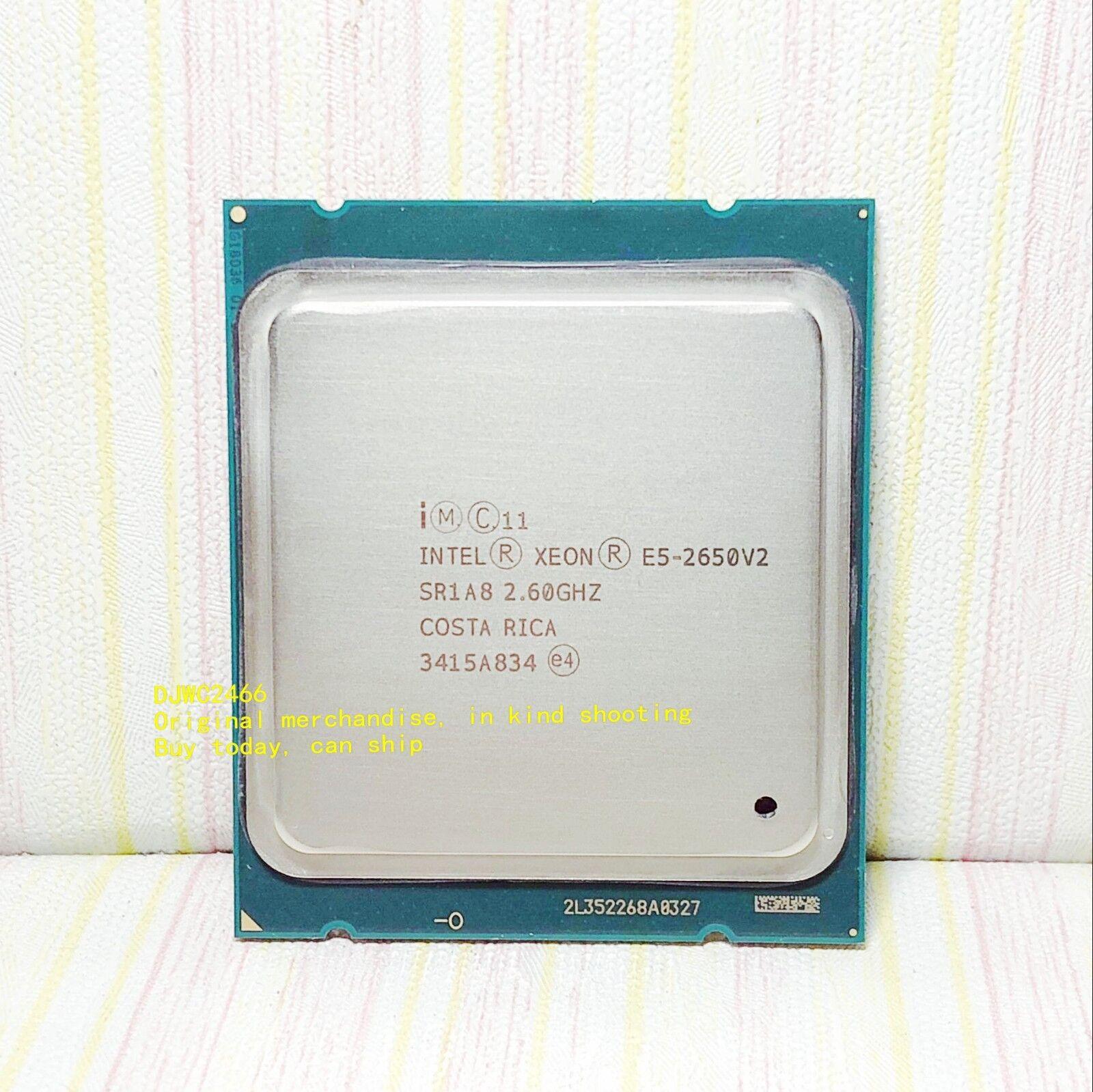 Socket 2.60 GHz Processor TDSOURCING Intel Xeon E5-2650 v2 Octa-core 8 Core
