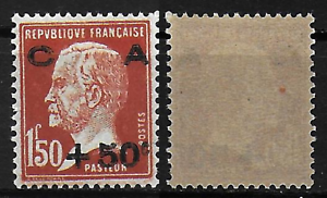 FRANCE-255-Cote-150-00-eur-TTB-MNH